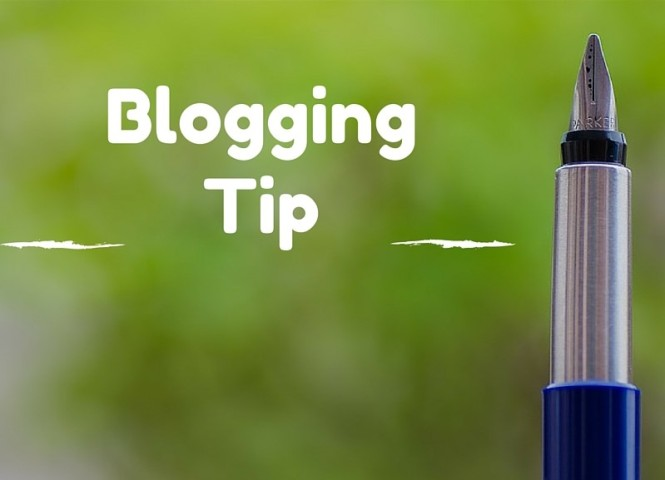 Blogging tip, All about blogging